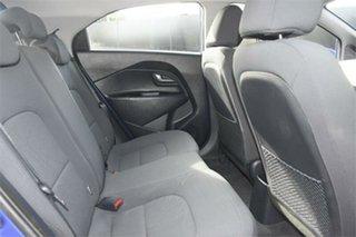 2013 Kia Rio UB MY14 S Blue 6 Speed Manual Hatchback