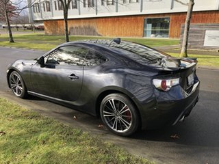 2014 Toyota 86 ZN6 GTS Grey 6 Speed Sports Automatic Coupe