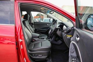 2016 Hyundai Santa Fe DM3 MY17 Elite Red 6 Speed Sports Automatic Wagon