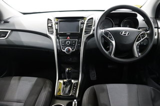 2017 Hyundai i30 GD4 Series II MY17 Active Silver 6 Speed Sports Automatic Hatchback