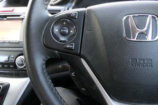 2014 Honda CR-V RM Series II MY16 VTi 4WD Silver 5 Speed Sports Automatic Wagon
