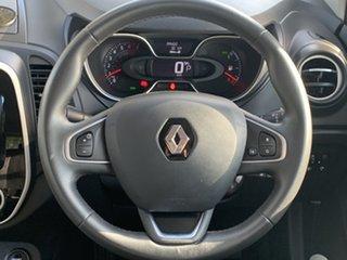 2017 Renault Captur J87 Zen EDC Pearl White 6 Speed Sports Automatic Dual Clutch Hatchback