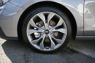 2021 Hyundai i30 PD.V4 MY21 N Line D-CT Premium Fluid Metal 7 Speed Sports Automatic Dual Clutch.