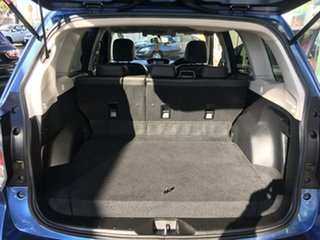 2016 Subaru Forester S4 2.5I-S Blue Constant Variable
