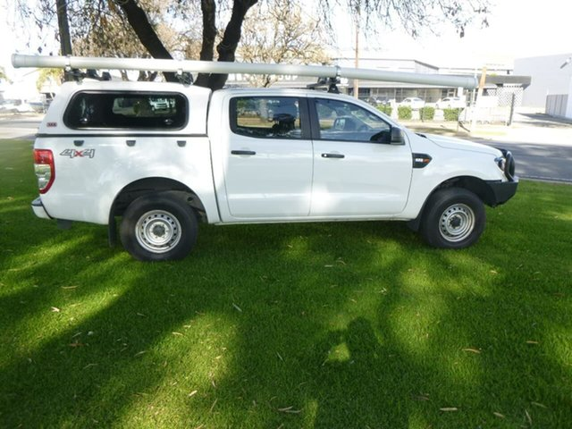 Used Ford Ranger PX MkII XL Beverley, 2016 Ford Ranger PX MkII XL White Sports Automatic Utility