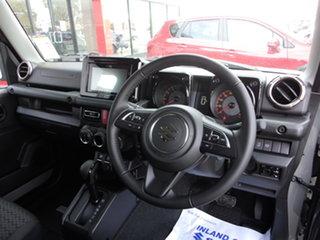 2021 Suzuki Jimny Medium Grey 4 Speed Automatic 4x4 Wagon