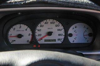 2006 Mazda Bravo B2500 DX White & Silver 5 Speed Manual Cab Chassis