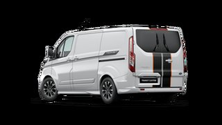 2020 Ford Transit Custom 320S (Low Roof) Sport Frozen White 6 Speed Automatic Van