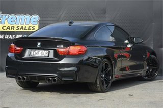2014 BMW M4 F82 M-DCT Black 7 Speed Sports Automatic Dual Clutch Coupe