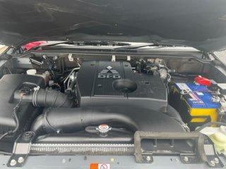 2018 Mitsubishi Pajero NX MY18 GLS Graphite 5 Speed Sports Automatic Wagon