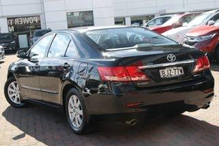 2009 Toyota Aurion GSV40R Prodigy Black 6 Speed Sports Automatic Sedan.