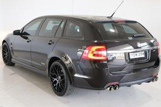 2016 Holden Commodore VF II MY16 SS Sportwagon Black Black 6 Speed Sports Automatic Wagon.