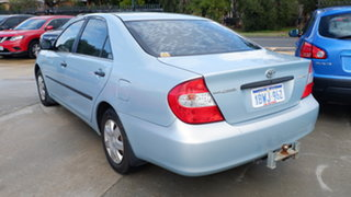 2003 Toyota Camry ACV36R Altise Blue 4 Speed Automatic Sedan