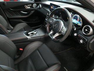 2019 Mercedes-Benz C-Class W205 809MY C43 AMG 9G-Tronic 4MATIC White 9 Speed Sports Automatic Sedan