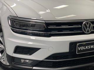 2017 Volkswagen Tiguan 5N MY17 162TSI DSG 4MOTION Highline White 7 Speed.