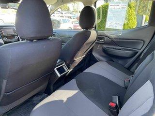 2020 Mitsubishi Triton MR MY20 GLX-R Double Cab Grey 6 Speed Manual Utility