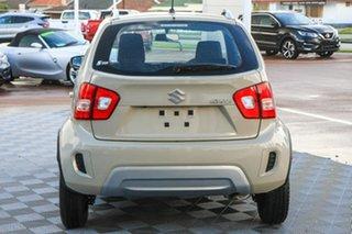 2021 Suzuki Ignis MF Series II GL Ivory 5 Speed Manual Hatchback.