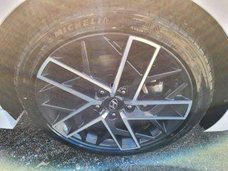 2018 Hyundai Elantra AD.2 MY19 Sport DCT White 7 Speed Sports Automatic Dual Clutch Sedan