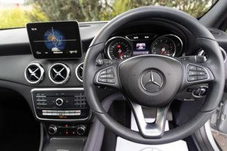 2018 Mercedes-Benz GLA-Class X156 808+058MY GLA180 DCT Iridium Silver 7 Speed