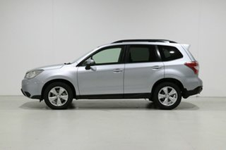 2015 Subaru Forester MY15 2.0D-L Silver Continuous Variable Wagon