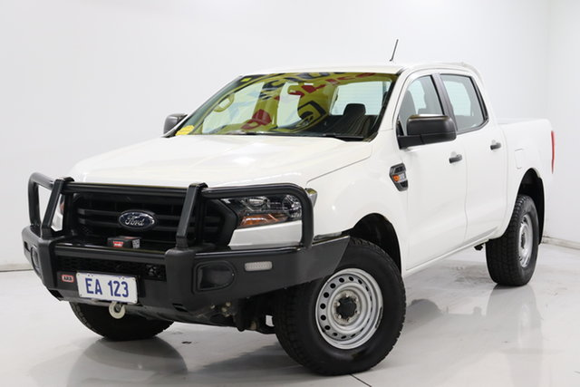 Used Ford Ranger PX MkIII 2019.00MY XL Brooklyn, 2019 Ford Ranger PX MkIII 2019.00MY XL White 6 Speed Sports Automatic Double Cab Pick Up