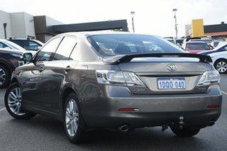 2011 Toyota Aurion GSV40R MY10 Touring Grey 6 Speed Sports Automatic Sedan.