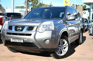 2011 Nissan X-Trail T31 MY11 ST (FWD) Grey Continuous Variable Wagon.