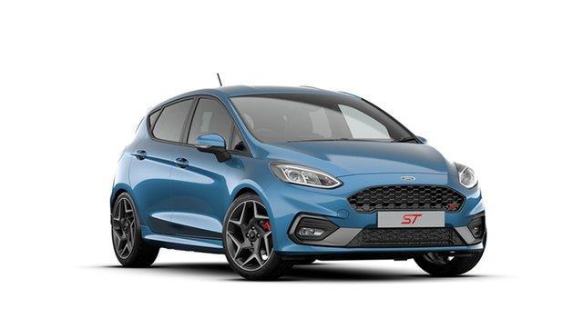 New Ford Fiesta WG 2021MY ST Hamilton, 2021 Ford Fiesta WG 2021MY ST Ford Performance Blue 6 Speed Manual Hatchback