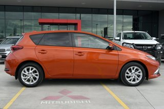2017 Toyota Corolla ZRE182R Ascent Sport S-CVT Red 7 Speed Constant Variable Hatchback.