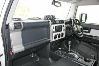 2013 Toyota FJ Cruiser GSJ15R MY13 Update White 5 Speed Automatic Wagon