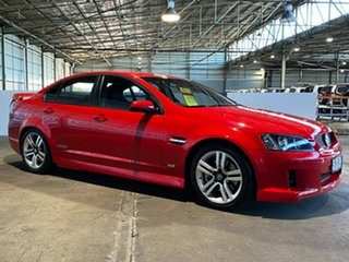 2008 Holden Commodore VE MY09 SS Red 6 Speed Sports Automatic Sedan.