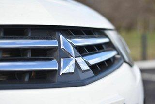 2012 Mitsubishi Triton MN MY12 GLX Double Cab White 5 Speed Manual Utility