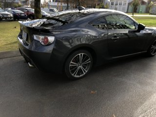 2014 Toyota 86 ZN6 GTS Grey 6 Speed Sports Automatic Coupe.