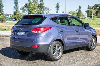 2013 Hyundai ix35 LM3 MY14 Trophy Blueberry 6 Speed Sports Automatic Wagon