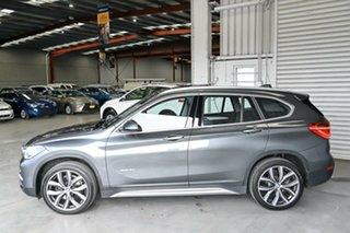 2016 BMW X1 F48 sDrive18d Steptronic Grey 8 Speed Sports Automatic Wagon