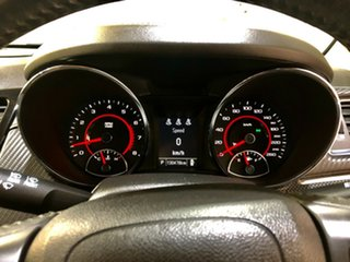 2015 Holden Commodore VF MY15 SV6 Sportwagon Storm Red 6 Speed Sports Automatic Wagon