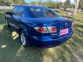 2004 Mazda 6 GG1031 MY04 Limited 4 Speed Sports Automatic Sedan