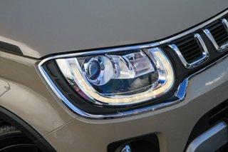2021 Suzuki Ignis MF Series II GLX Ivory 1 Speed Constant Variable Hatchback