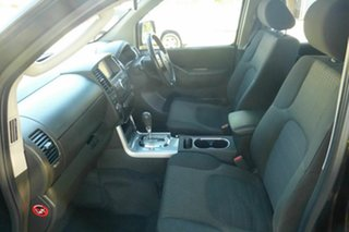 2014 Nissan Navara D40 S7 ST Black 5 Speed Sports Automatic Utility