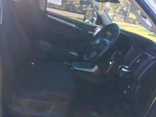 2017 Holden Colorado RG LTZ Silver Sports Automatic