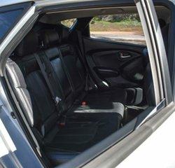 2010 Hyundai ix35 LM Highlander AWD Silver 6 Speed Sports Automatic Wagon