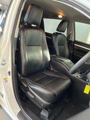 2018 Toyota Kluger GSU50R GX 2WD White 8 Speed Sports Automatic Wagon