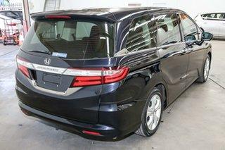2016 Honda Odyssey RC MY16 VTi Blue 7 Speed Constant Variable Wagon