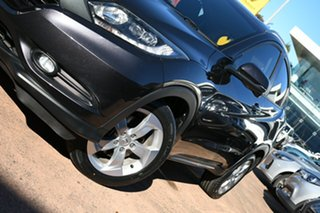 2015 Honda HR-V VTi-S Black Continuous Variable Wagon.