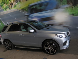 2016 Mercedes-Benz GLE350D 166 9 Speed Automatic Wagon.