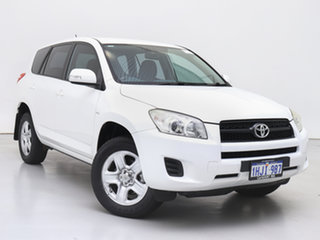 2011 Toyota RAV4 ACA33R CV (4x4) White 5 Speed Manual Wagon.