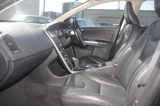 2013 Volvo XC60 DZ MY14 T6 Geartronic AWD R-Design Black 6 Speed Sports Automatic Wagon.