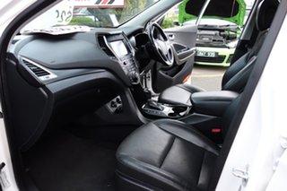 2015 Hyundai Santa Fe DM3 MY16 Highlander White 6 Speed Sports Automatic Wagon