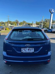 2009 Ford Focus LT LX Blue 4 Speed Sports Automatic Hatchback