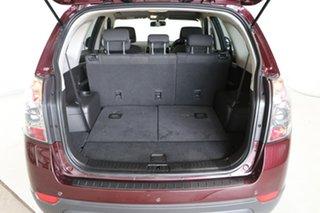 2013 Holden Captiva CG Series II MY12 7 SX Maroon 6 Speed Sports Automatic Wagon